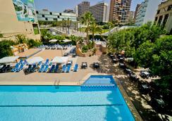 Hotel Bristol Park Benidorm - เบนิดอร์ - สระว่ายน้ำ