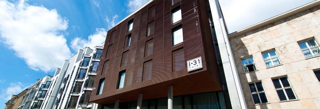 I31 Hotel - Berlin - Building