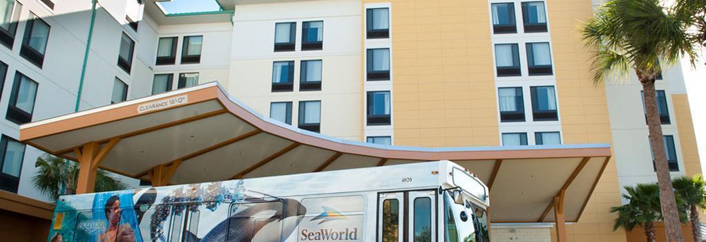 Springhill Suites by Marriott Orlando at Seaworld - Orlando - Building