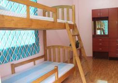 E-mo Dormitory - Hostel - เซบู - ห้องนอน