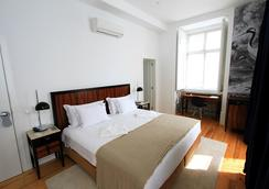 Lisboa Prata Boutique Hotel - ลิสบอน - ห้องนอน