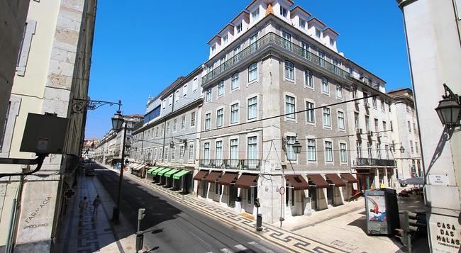 Lisboa Prata Boutique Hotel - Lisbon - Building