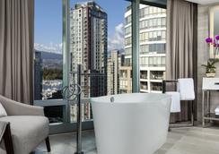 Trump International Hotel & Tower Vancouver - แวนคูเวอร์ - ห้องน้ำ