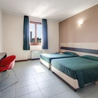 Hotel Alba Roma Guestroom