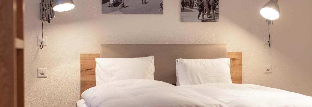 Hotel Alpenblick - Berne - Building
