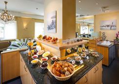 Hotel Coronado - ซูริค - ร้านอาหาร