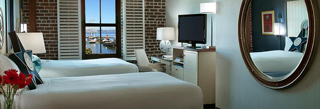 Argonaut Hotel - A Noble House Hotel - San Francisco - Bedroom