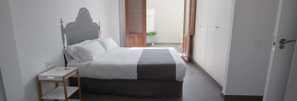 València Centre Torres De Quart - Valencia - Bedroom