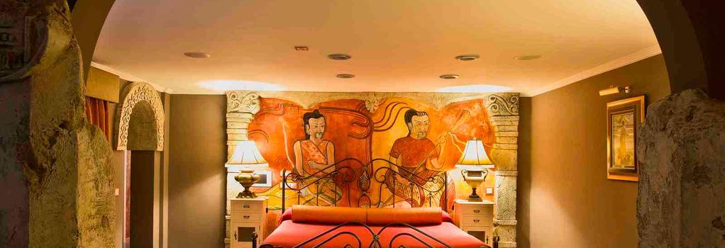 Villa Rei Jaume - Alicante - Bedroom