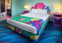 Disney's Art of Animation Resort - เลคบัวนาวิสตา - ห้องนอน