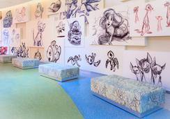 Disney's Art of Animation Resort - เลคบัวนาวิสตา - ล็อบบี้