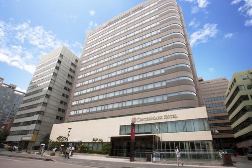 โรงแรมเซ็นทรัลมาร์ค - โซล - อาคาร