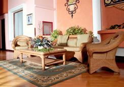 Hotel Patio Andaluz - กีโต - ล็อบบี้