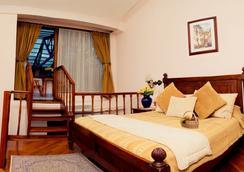 Hotel Patio Andaluz - กีโต - ห้องนอน
