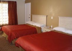 Abby's Anaheimer Inn - อนาไฮม์ - ห้องนอน
