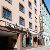 King's Hotel Center Hotel Entrance