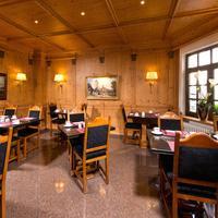 King's Hotel First Class Breakfast Area