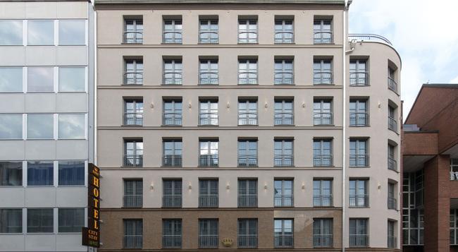 King's Hotel Citystay - Munich - Building
