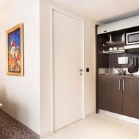 King's Hotel Citystay In-Room Kitchenette