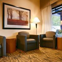 The Loyal Inn Lobby Sitting Area
