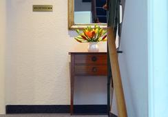 Hotel-Pension Marthahaus - เบิร์น - ล็อบบี้