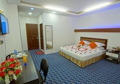 Perfect Hotel - มัณฑะเลย์ - ห้องนอน
