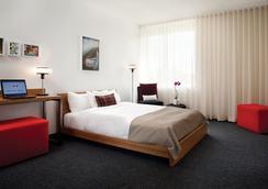 Custom Hotel - ลอสแอนเจลิส - ห้องนอน