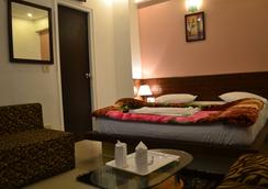 Hotel Port View - นิวเดลี - ห้องนอน