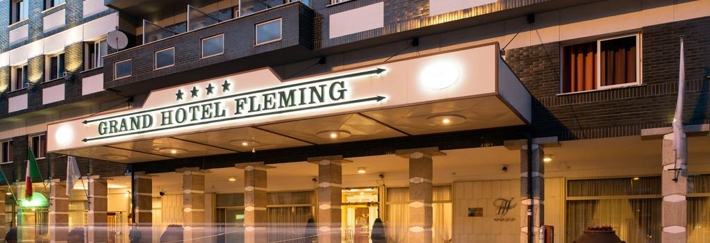 Grand Hotel Fleming - Rome - Building