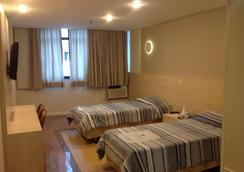 Metrópole Rio Hotel - รีโอเดจาเนโร - ห้องนอน
