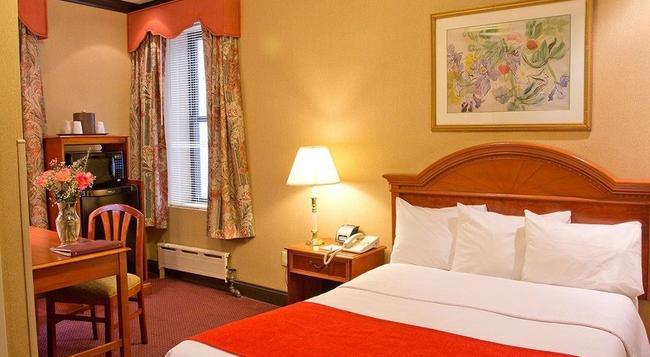 Hotel Newton - New York - Bedroom