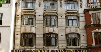 Hotel Strand Continental - Hostel - ลอนดอน - อาคาร