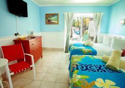 Ibis Bay Beach Resort - คีย์เวสต์ - ห้องนอน
