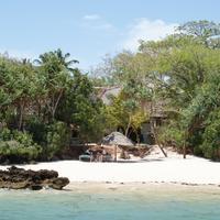 Fumba Beach Lodge Property Grounds