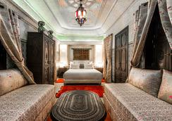 Hotel & Ryad Art Place Marrakech - มาราเกช - ห้องนอน