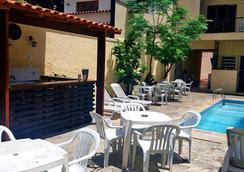 Quintal Do Maracana Hostel - รีโอเดจาเนโร - วิวภายนอก
