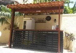Quintal Do Maracana Hostel - รีโอเดจาเนโร - บาร์
