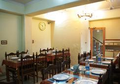 Hotel Shaneel Residency - ศรีนาการ์ - ร้านอาหาร