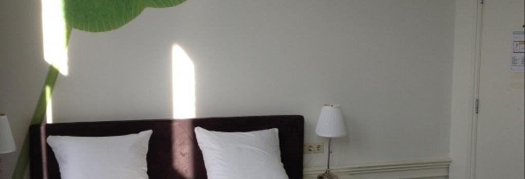 Bell's Rooms & Suites - Amsterdam - Bedroom