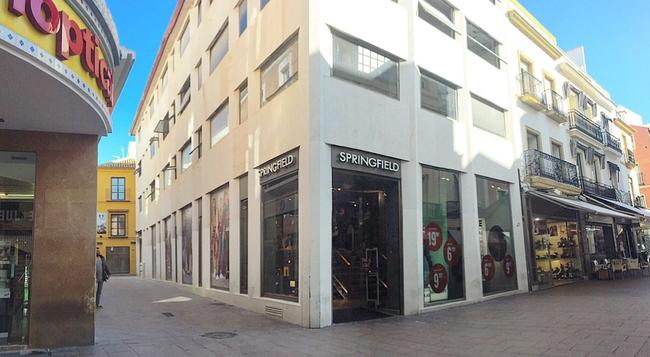Hotel Epicentro - Sevilla - Building