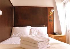 Plaza London Hotel - ลอนดอน - ห้องนอน