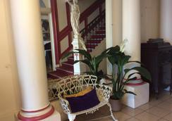 Hotel De La Paix - ลิโมจส์ - ล็อบบี้