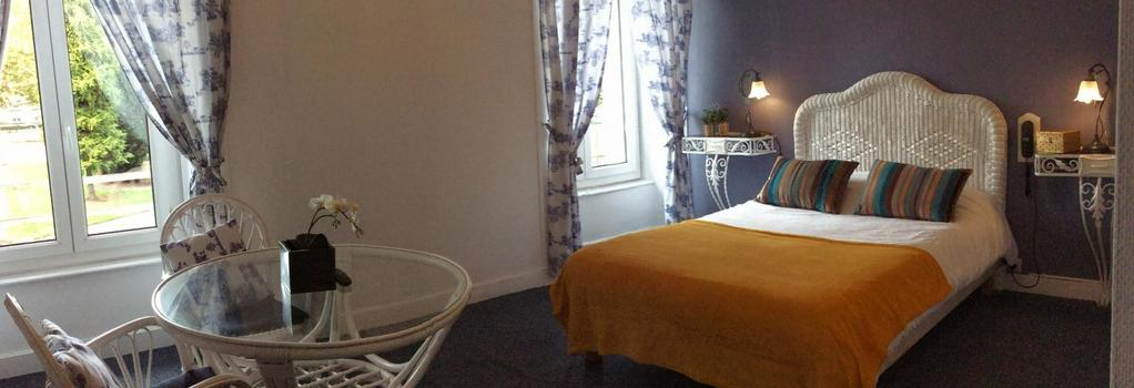 Hotel De La Paix - Limoges - Bedroom
