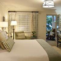 The Boars Head Guest room