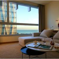 Hotel Sb Diagonal Zero Barcelona Living Area