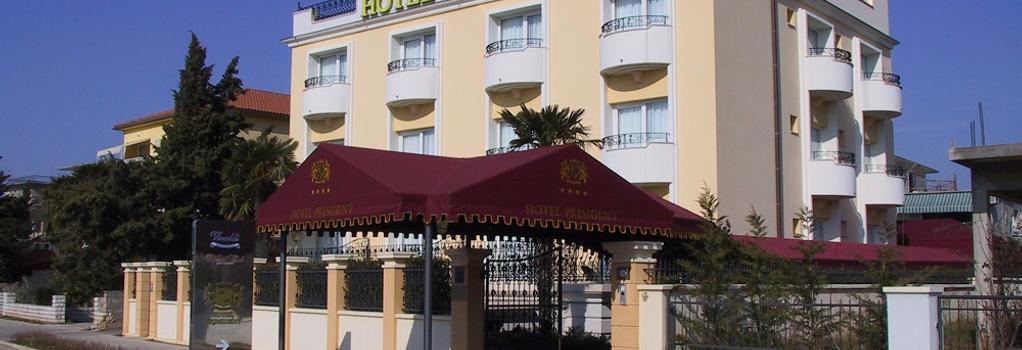 Hotel President - Zadar - Building