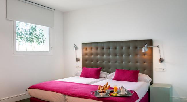 Hotel Intur Palacio San Martin - Madrid - Bedroom