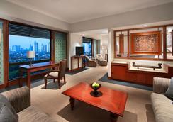 The Sultan Hotel & Residence Jakarta - จาการ์ตา - ห้องนอน
