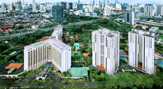 The Sultan Hotel Jakarta - Jakarta - Building