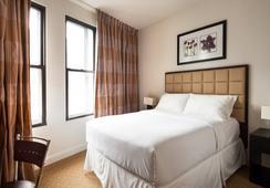 The Hotel 91 - นิวยอร์ก - ห้องนอน